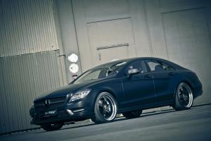 Mercedes-Benz CLS-Class Edition Black by Kicherer 2011 года