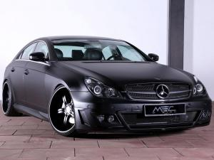 Mercedes-Benz CLS-Class by MEC Design 2011 года