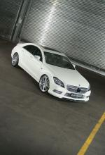 Mercedes-Benz CLS63 AMG by Carlsson 2011 года
