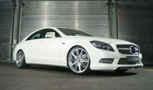 2011 Mercedes-Benz CLS63 AMG by Carlsson