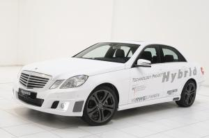 Mercedes-Benz E-Class Technology Project Hybrid by Brabus 2011 года
