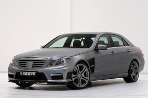 Mercedes-Benz E63 AMG by Brabus 2011 года