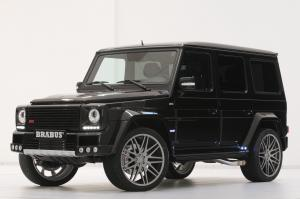 Mercedes-Benz G-Class 800 Widestar by Brabus '2011