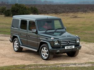 Mercedes-Benz G350 BlueTEC 2011 года
