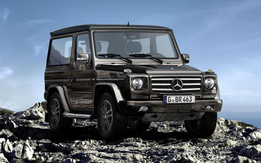 Mercedes-Benz G350 BlueTec Edition Select
