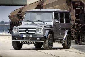 Mercedes-Benz G500 BA3 Final Edition 2011 года