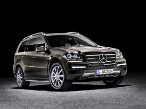 Mercedes-Benz GL-Class Grand Edition '2011