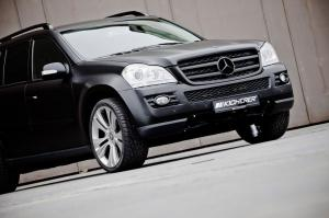 2011 Mercedes-Benz GL42 Sport Black by Kicherer