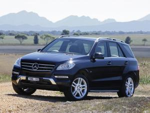2011 Mercedes-Benz ML250 BlueTec