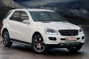 2011 Mercedes-Benz ML350 by Vilner