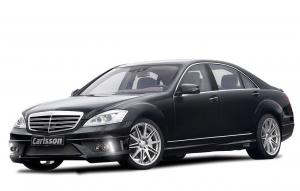 2011 Mercedes-Benz S-Class by Carlsson
