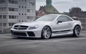 2011 Mercedes-Benz SL-Class Black Edition by Prior Design