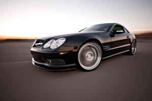 Mercedes-Benz SL600 CNG by Speedriven 2011 года