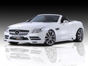 2011 Mercedes-Benz SLK Accurian RS by Piecha Design