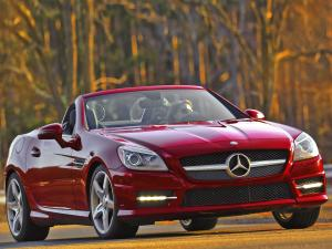 2011 Mercedes-Benz SLK350 AMG with Sports Package