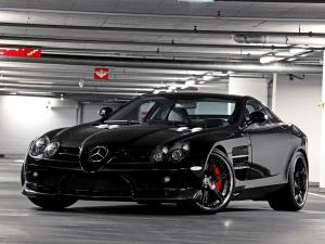 2011 Mercedes-Benz SLR McLaren 722 Epochal by Wheelsandmore