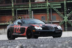 2011 Mercedes-Benz SLR McLaren Black Arrow by Edo Competition