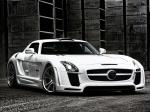 Mercedes-Benz SLS AMG Gullstream by FAB Design 2011 года