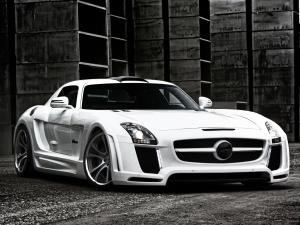 2011 Mercedes-Benz SLS AMG Gullstream by FAB Design