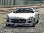 Mercedes-Benz SLS AMG Roadster Prototype 2011 года