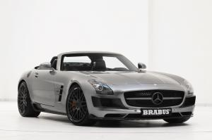 Mercedes-Benz SLS AMG Roadster by Brabus 2011 года
