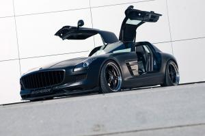 Mercedes-Benz SLS AMG Supersport GT by Kicherer 2011 года