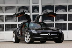 Mercedes-Benz SLS AMG by MAE Design 2011 года
