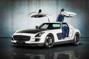 2011 Mercedes-Benz SLS AMG by Mansory
