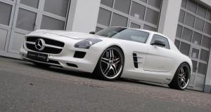 2011 Mercedes-Benz SLS AMG by Senner Tuning