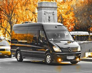 2011 Mercedes-Benz Sprinter Brilliant Van