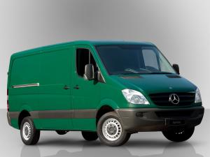Mercedes-Benz Sprinter Van 2011 года (BR)