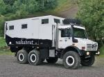 Mercedes-Benz Unimog U4000 6x6 MD52h Unicat 2011 года