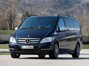 Mercedes-Benz Viano Avantgarde Edition 125 '2011