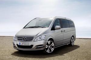 Mercedes-Benz Viano Vision Pearl Concept 2011 года