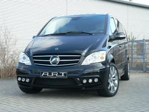 Mercedes-Benz Viano by ART '2011