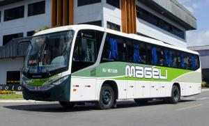 2012 Marcopolo Audace Mercedes-Benz OF 1721 L