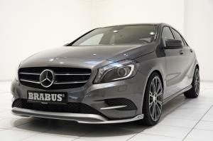 2012 Mercedes-Benz A-Class by Brabus