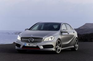 2012 Mercedes-Benz A200 Style Package