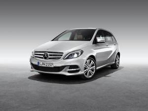Mercedes-Benz B-Class Natural Gas Drive 2012 года