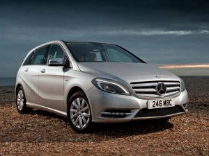 2012 Mercedes-Benz B180 CDI BlueEFFICIENCY