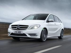 2012 Mercedes-Benz B200 BlueEFFICIENCY