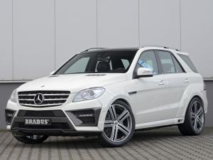 2012 Mercedes-Benz B63S-700 Widestar by Brabus