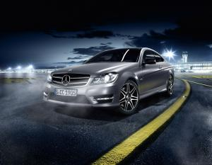 Mercedes-Benz C250 Coupe Sport '2012