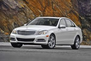 Mercedes-Benz C300 4Matic '2012