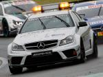 Mercedes-Benz C63 AMG Black Series DTM safety car 2012 года