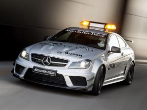 Mercedes-Benz C63 AMG Black Series DTM safety car '2012