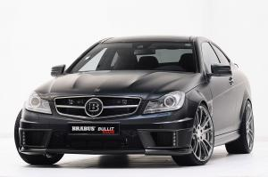 Mercedes-Benz C63 AMG Bullit 800 Coupe by Brabus '2012