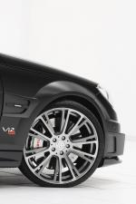 Mercedes-Benz C63 AMG Bullit Coupe 800 by Brabus 2012 года