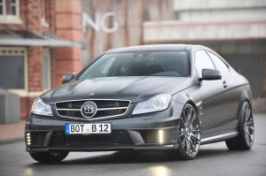 2012 Mercedes-Benz C63 AMG Bullit Coupe 800 by Brabus