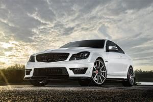 2012 Mercedes-Benz C63 AMG Coupe by Vorsteiner